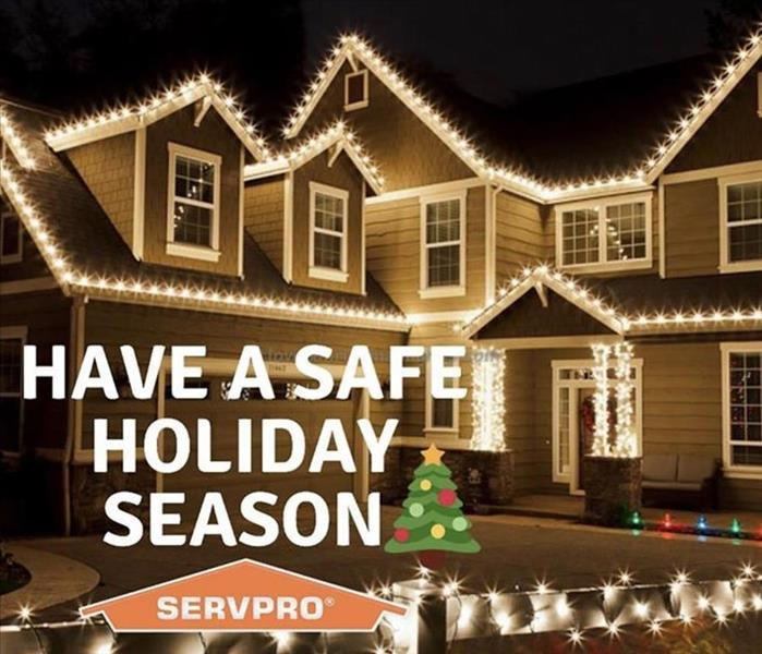 Have a Safe Holiday Season!