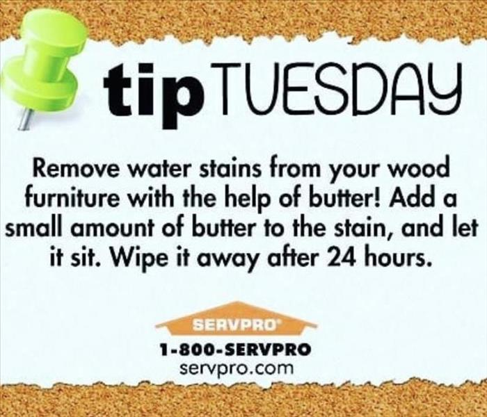 How to Remove Water Stains!